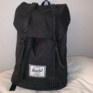 Herschel Retreat™ mid-volume backpack - black